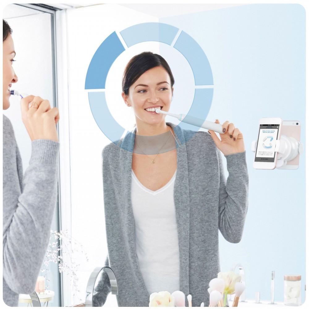Электрическая зубная щетка Oral-B Genius 10000N Purple D 701.545.6XC