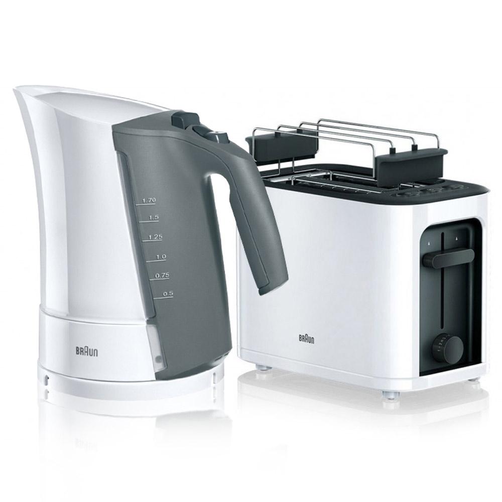 Набор чайник WK500 и тостер HT3010WH