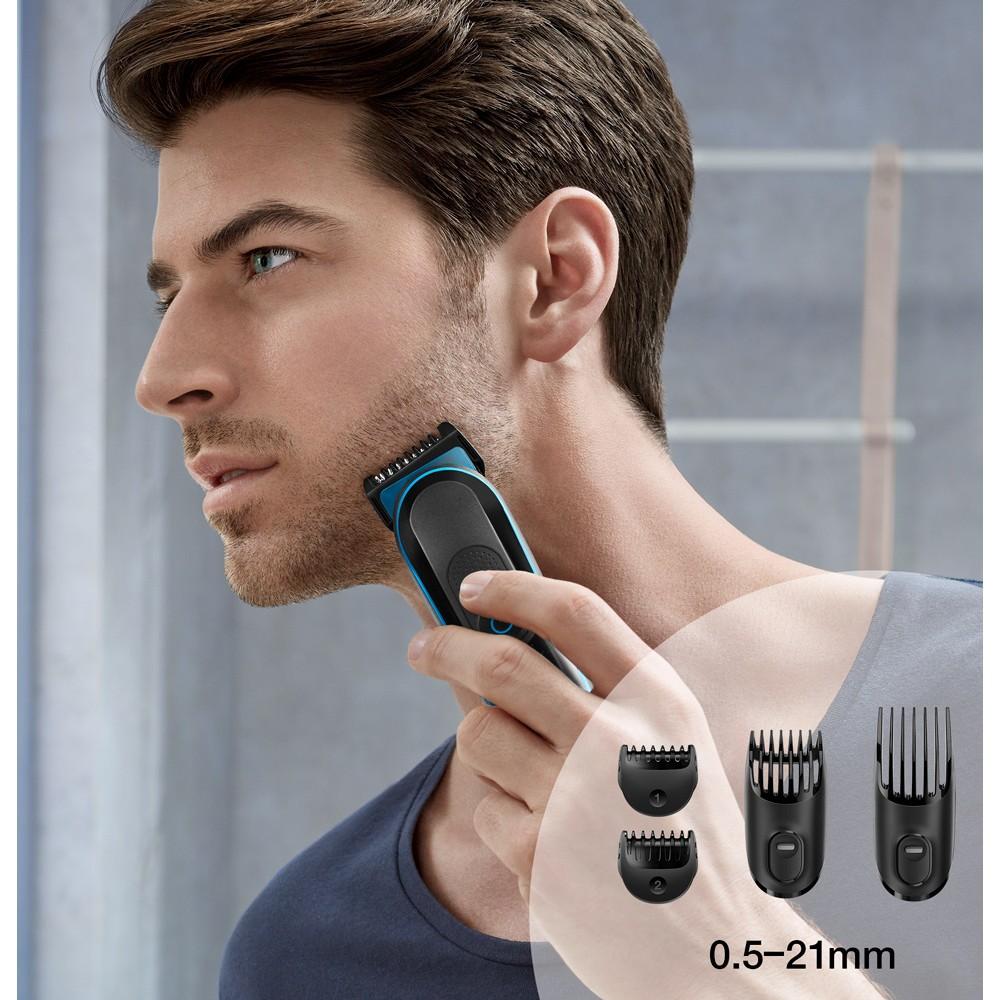 Триммер для стайлинга Braun MGK3045 + Бритва Gillette