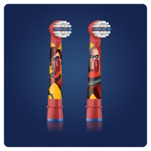 Насадка для зубных щеток Oral-B Stages Kids Суперсемейка (2 шт)
