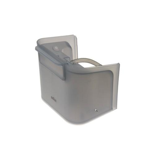 Резервуар для воды для парогенератора Braun IS5044BK, IS5055WH, IS5056BK, IS5044/1 BK