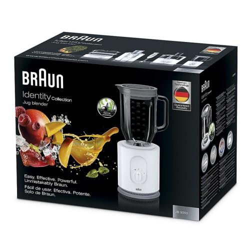 Блендер Braun IdentityCollection JB5050WH белый