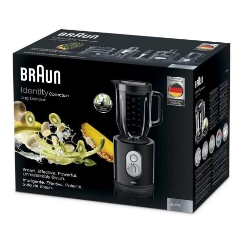 Кухонный комбайн Braun IdentityCollection FP5160BK черный