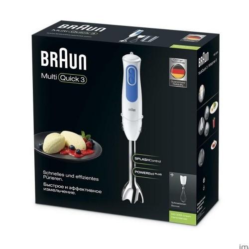 Погружной блендер Braun Multiquick 3 MQ3005 Cream