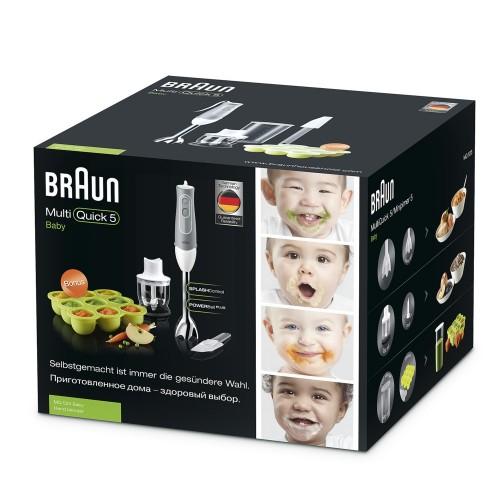 Погружной блендер Braun Multiquick 5 MQ523 Baby