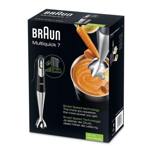 Погружной блендер Braun Multiquick 7 MQ700 Soup