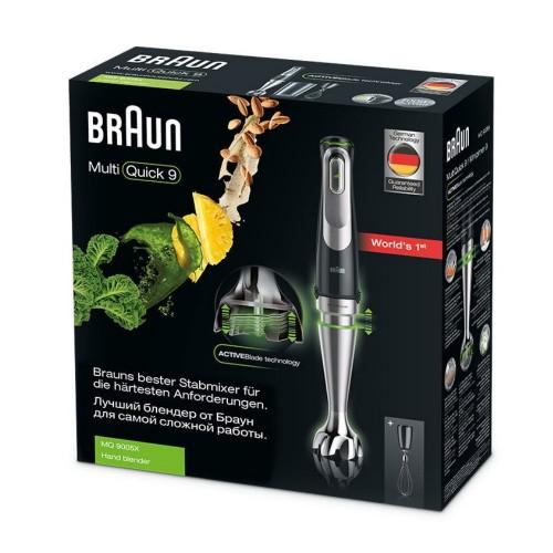 Погружной блендер Braun Multiquick 9 MQ9005X