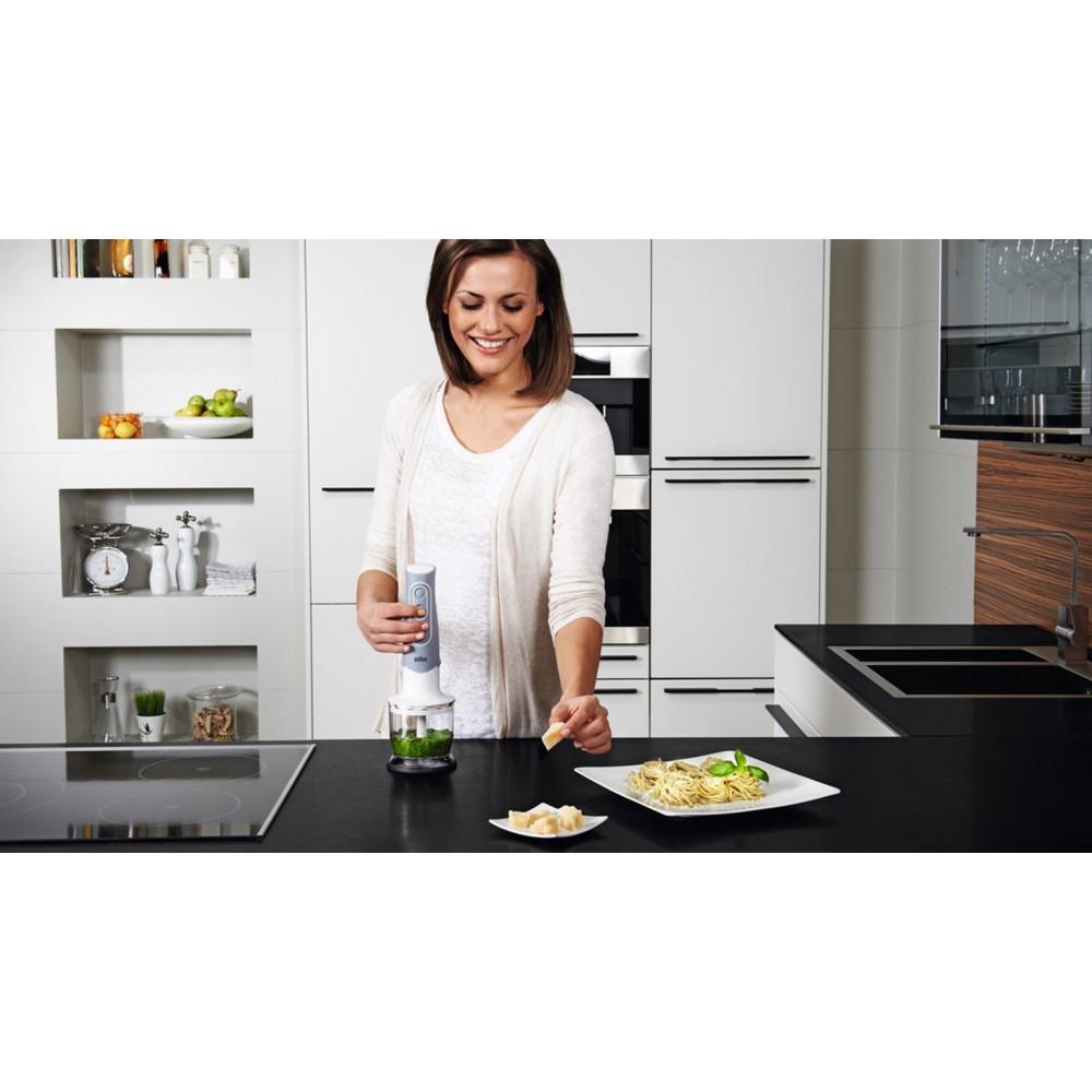 Погружной блендер Braun Multiquick 5 MQ525 Omelette
