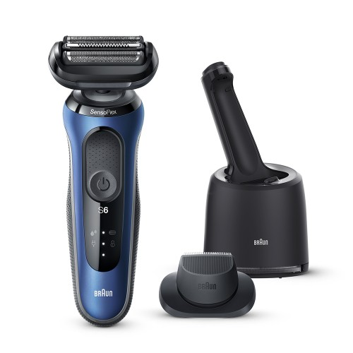 Электробритва Braun Series 6 60-B7200cc Blue