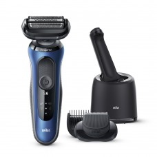 Электробритва Braun Series 6 60-B7500cc Blue