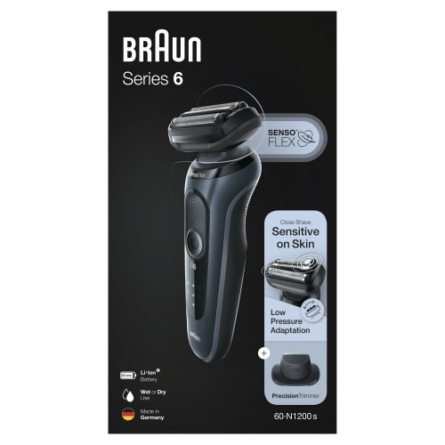 Электробритва Braun Series 6 60-N1200s Noire