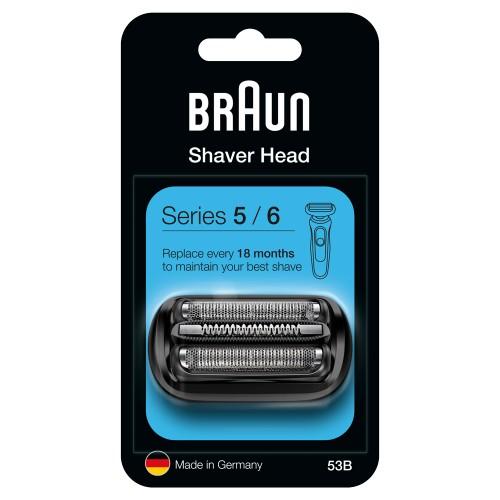 Сетка и режущий блок 53B для электробритв Braun Series 5, 6