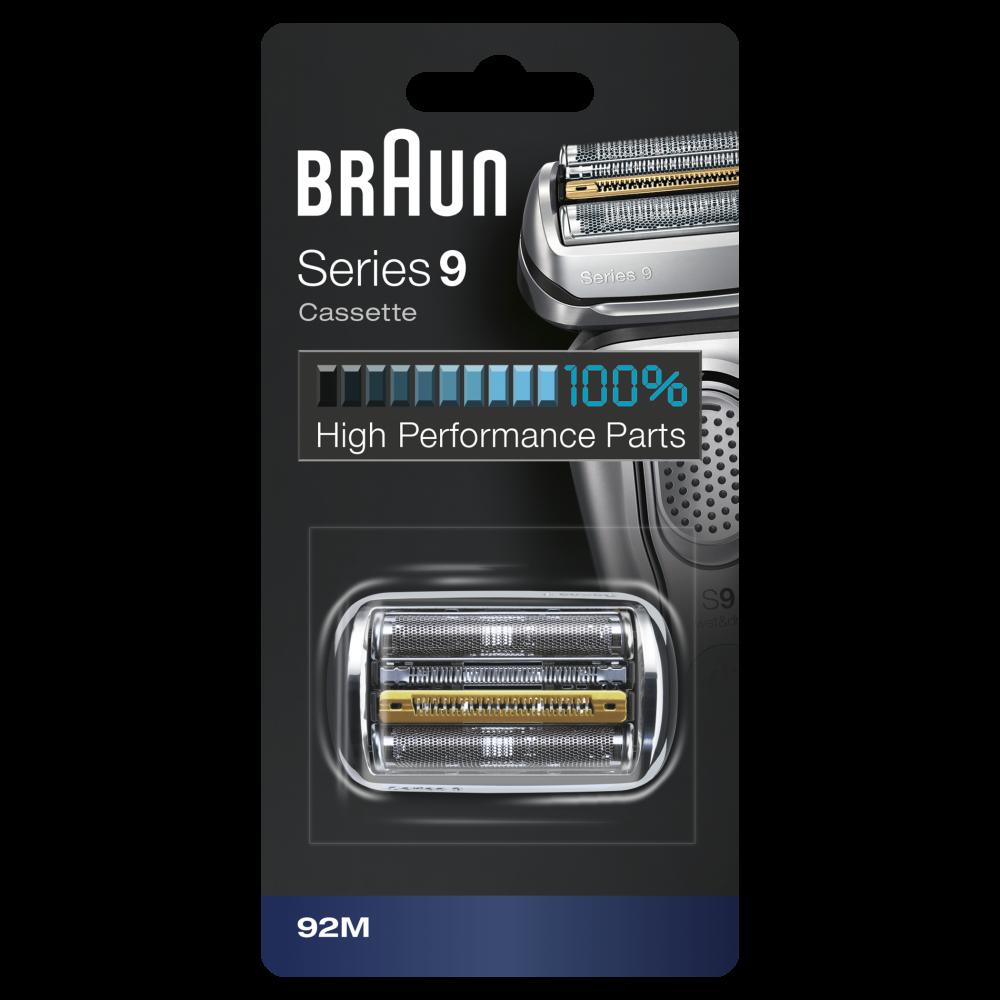 Сетка и режущий блок 92M для электробритв Braun Series 9