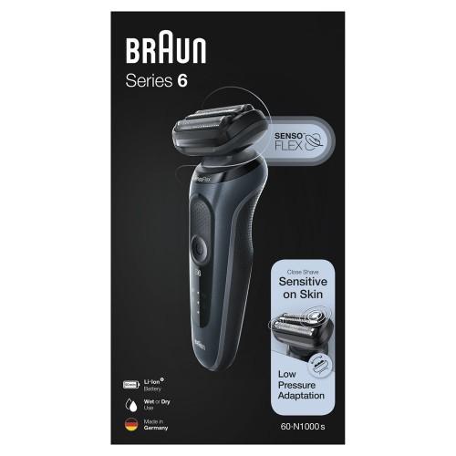 Электробритва Braun Series 6 60-N1000s Noire