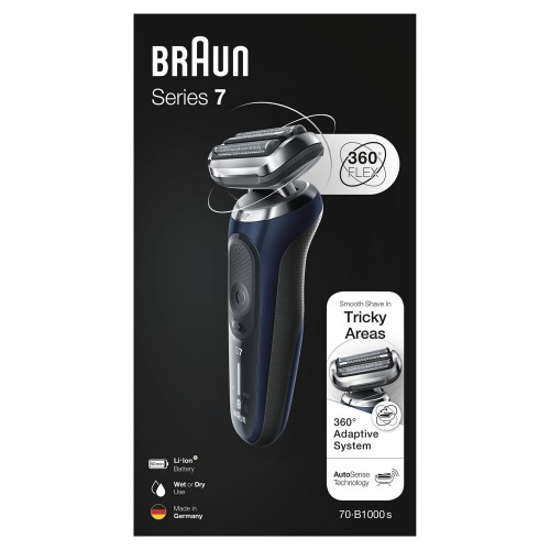 Электробритва Braun Series 7 70-B1000s Blue