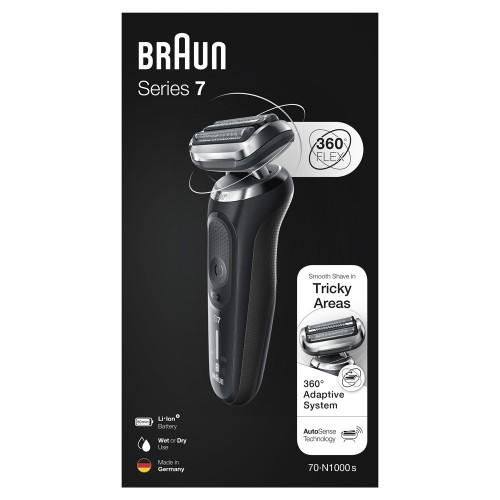 Электробритва Braun Series 7 70-N1000s Noire