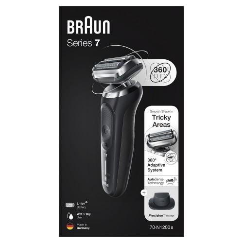 Электробритва Braun Series 7 70-N1200s Noire