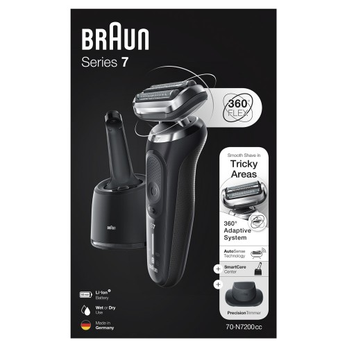 Электробритва Braun Series 7 70-N7200cc Grey
