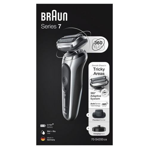 Электробритва Braun Series 7 70-S4200cs Silver