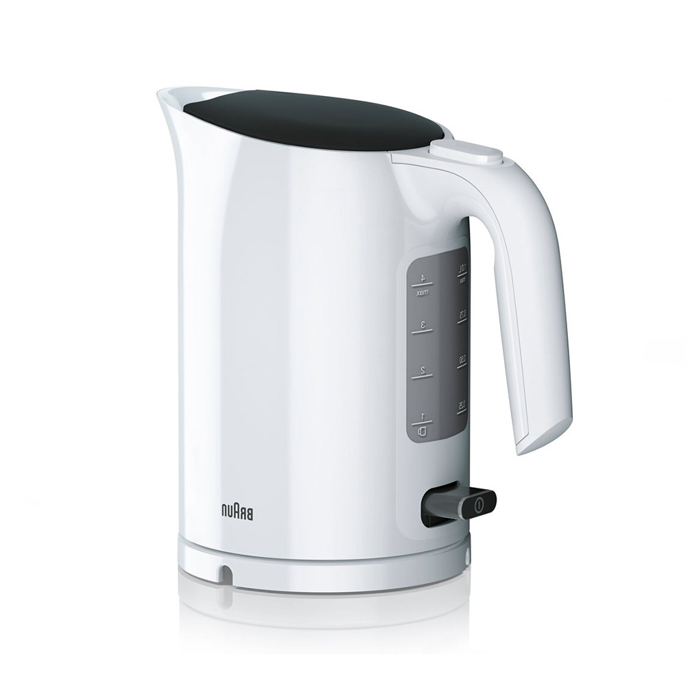 Чайник Braun PurEase WK3000 White