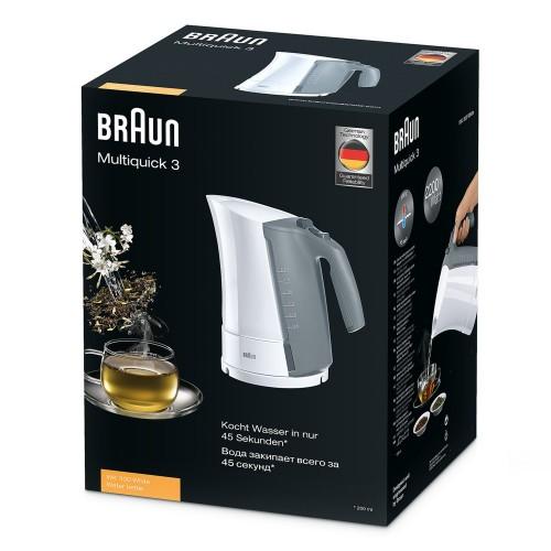 Чайник Braun Multiquick 3 WK300 белый
