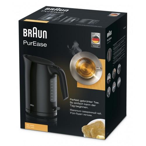 Чайник Braun PurEase WK3100 черный
