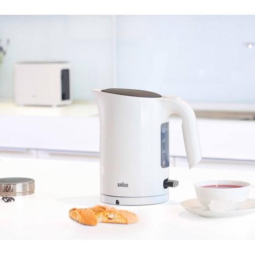 Чайник Braun PurEase WK3110 белый