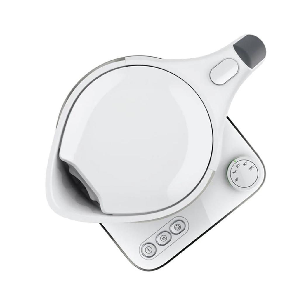 Чайник с терморегулятором Braun ID Breakfast Collection WK5115 Белый