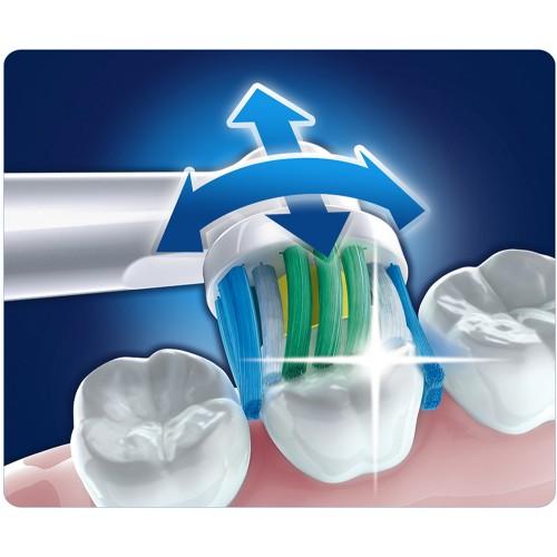 Электрическая зубная щетка Oral-B Vitality 3D White D12.513W