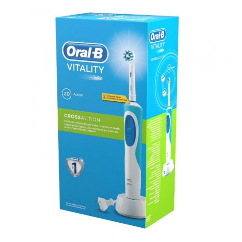 Электрическая зубная щетка Oral-B Vitality CrossAction D12.513