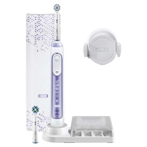 Электрическая зубная щетка Oral-B Genius 10000N Purple D701.525.6XC