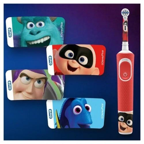 Детская электрическая зубная щетка Oral-B Vitality Kids Pixar D100.413.2K