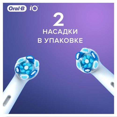 Насадка для зубных щеток Oral-B iO Ultimate Clean White