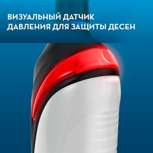 Электрическая зубная щетка Oral-B Smart 5 D601.523.5X CrossAction Black