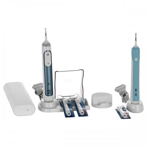 Набор электрических зубных щеток Oral-B Smart 6 6500W (Smart 6000 + Pro 500)