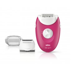 Эпилятор Braun Silk-epil 3 - 3410 Legs & body