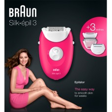 Эпилятор Braun Silk-epil 3 3-410 Legs & body