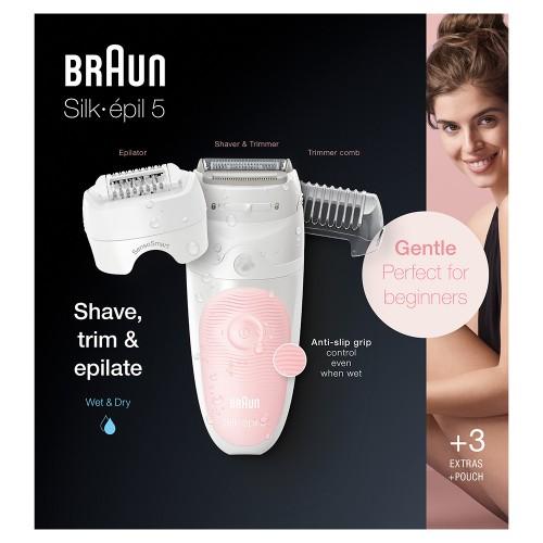Эпилятор Braun Silk-epil 5 SensoSmart 5/620