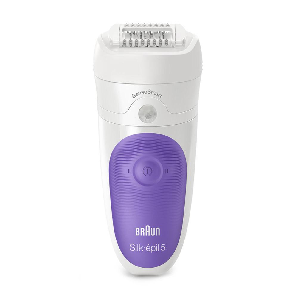 Эпилятор Braun Silk-epil 5 SensoSmart 5/880 Wet & Dry Фиолетовый
