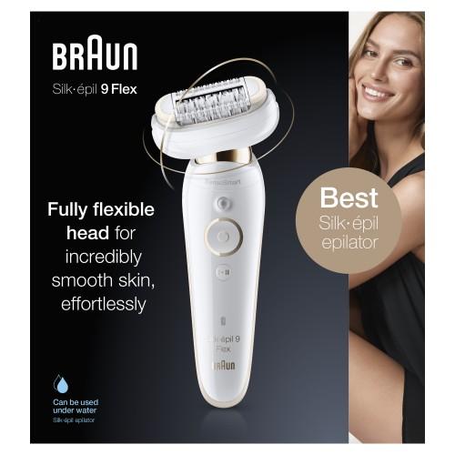 Эпилятор Braun Silk-epil 9 Flex SES 9001