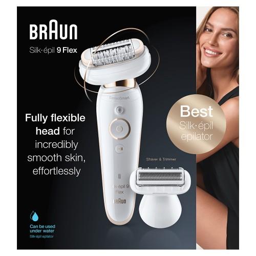 Эпилятор Braun Silk-epil 9 Flex SES 9002