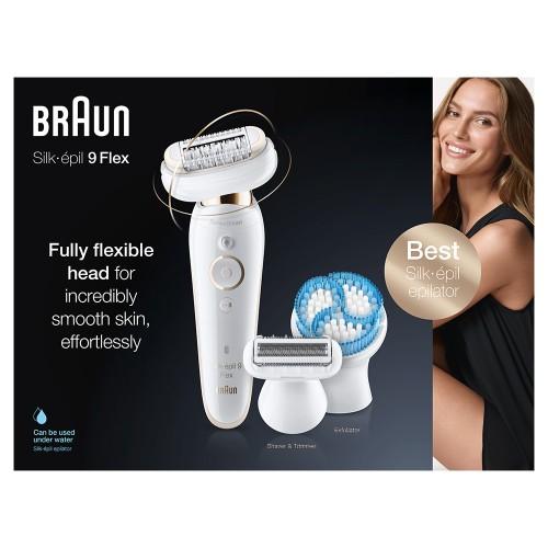 Эпилятор Braun Silk-epil 9 Flex SES 9010
