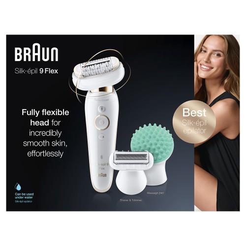 Эпилятор Braun Silk-epil 9 Flex SES 9020