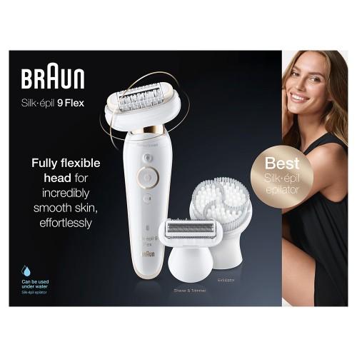 Эпилятор Braun Silk-epil 9 Flex SES 9030