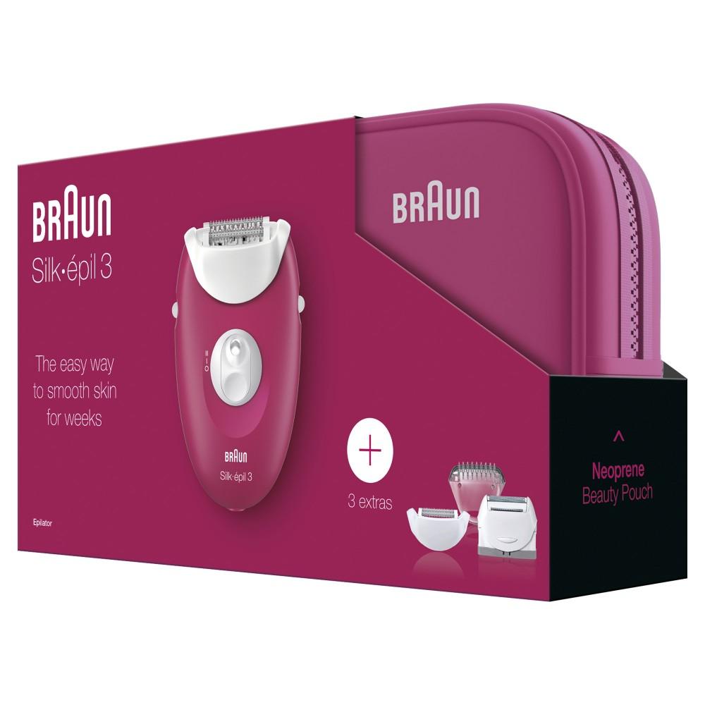 Эпилятор Braun Silk-epil 3 3-415GS
