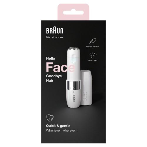 Женская мини-бритва Braun FS1000