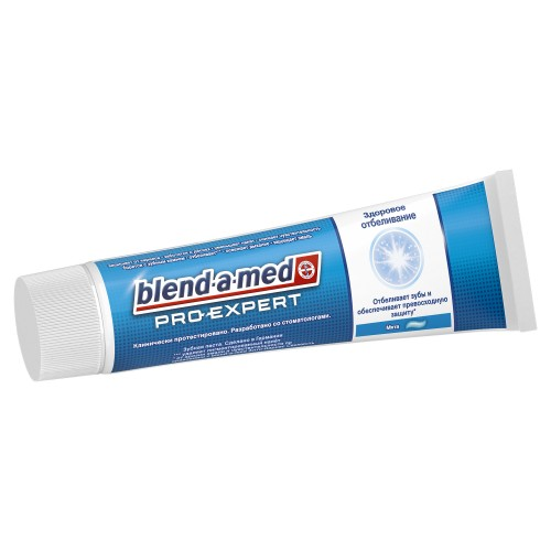 Зубная паста BLEND-A-MED ProExpert Здоровое отбеливание Мята 100мл
