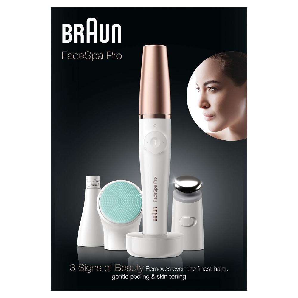 Эпилятор для лица Braun FaceSpa Pro 913