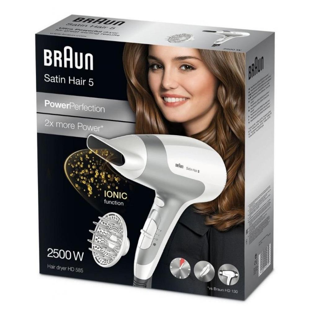 Фен Braun Satin Hair 5 PowerPerfection HD 585