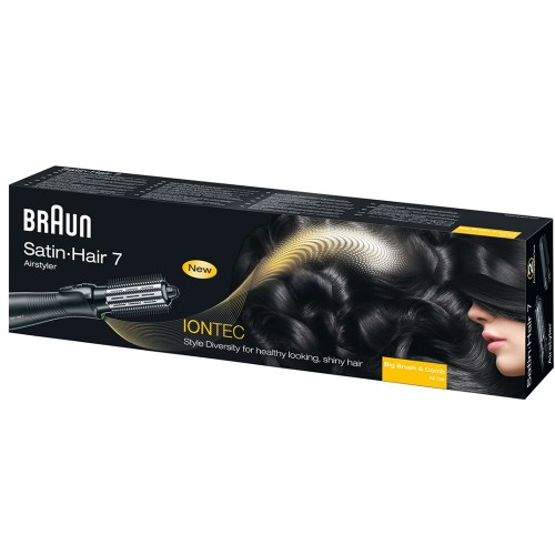 Фен-щетка для укладки Braun Satin Hair 7 IONTEC AS720